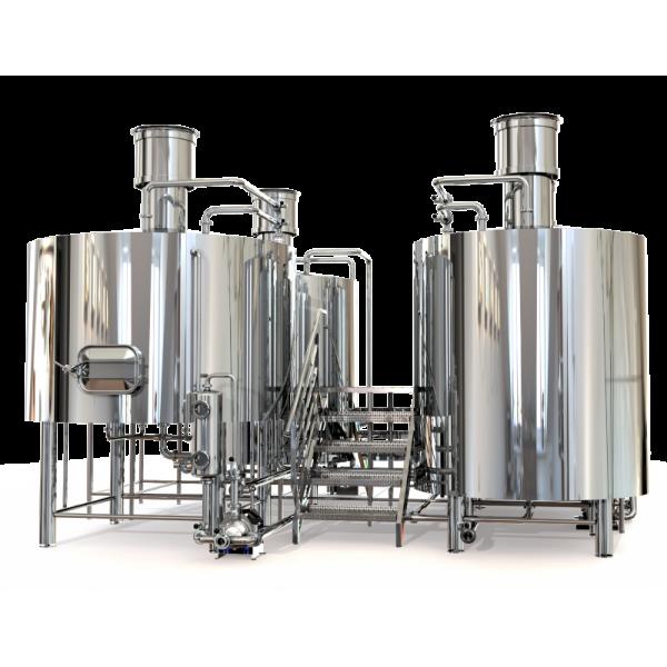 Пивзаводы на 1000 - 5000 литров