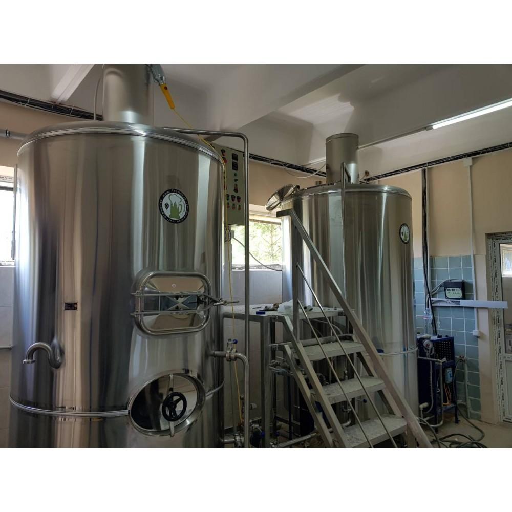 Пивоварня 1000 литров