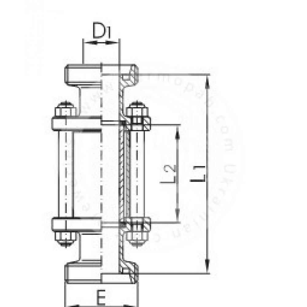Диоптр трубный