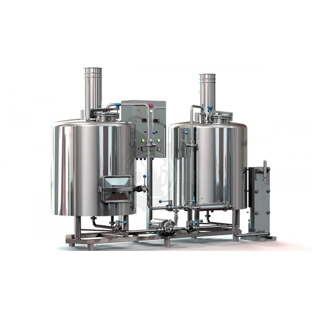 Пивоварня 200 литров