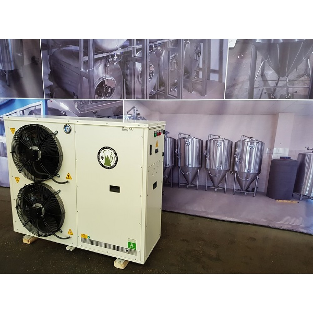 Холодильная станция 21 кВт